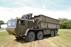 alvis unipower   BR90 Automotive Bridge Laying Equipment (ABLE) Bridging Vehicle