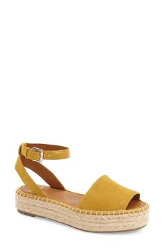 SARTO by Franco Sarto 'Ravenna' Espadrille Platform Sandal (Women)