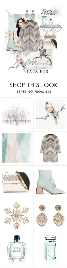 """""""Flores de invierno 1.2"""" by celinnnne ❤ liked on Polyvore featuring Home Decorators Collection, Sandberg Furniture, Ted Baker, Marni, John Lewis, Miguel Ases, Armani Beauty and By Terry"""
