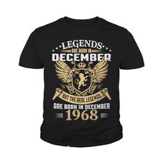 Kings Legends Are Born In December 1968 T-Shirt #gift #ideas #Popular #Everything #Videos #Shop #Animals #pets #Architecture #Art #Cars #motorcycles #Celebrities #DIY #crafts #Design #Education #Entertainment #Food #drink #Gardening #Geek #Hair #beauty #Health #fitness #History #Holidays #events #Home decor #Humor #Illustrations #posters #Kids #parenting #Men #Outdoors #Photography #Products #Quotes #Science #nature #Sports #Tattoos #Technology #Travel #Weddings #Women