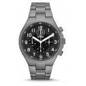 CH2905 Fossil Qualifier Chronograph Smoke