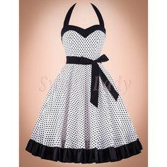 edff81051330 15 najlepších obrázkov z nástenky Vintage šaty na voľný šas