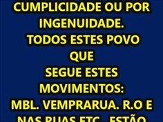 ALERTA CUIDADOS COM OS MOVIMENTOS COMUNISTAS TV Ban Brasil AÇÃO Noticia:...