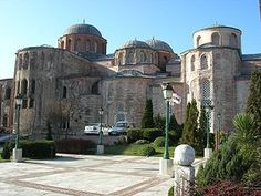 monasterio de cristo pantocrator - Buscar con Google