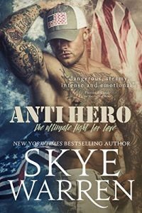 "Anti Hero Skye Warren Publication date: September 2016 Genres: Adult, Romance ""Thrilling, suspenseful, sexy as hell. Skye Warren can simply do no wrong."" – Book Bellas Nate Gaines used to think he was fighting for freedom. I Love Books, Great Books, Books To Read, My Books, Reading Books, Free Kindle Books, Free Ebooks, Book Authors, Romance Novels"