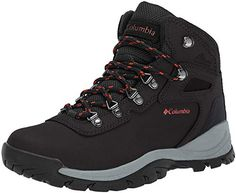 Columbia Women's Newton Ridge Plus Waterproof Hiking Boot, Breathable, High-Traction Grip Leather,Nylon,Rubber Imported Rubber sole Check more [product_price] Black Hiking Boots, Best Hiking Boots, Hiking Boots Women, Black Boots, Tennis Shoes Outfit, Women's Shoes, Dress Shoes, Designer Boots, Waterproof Boots
