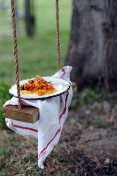 Tomato & Polenta Pie : FIG AND FAUNA