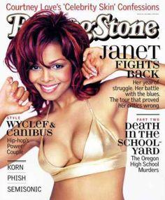 Rolling Stone - Janet Jackson