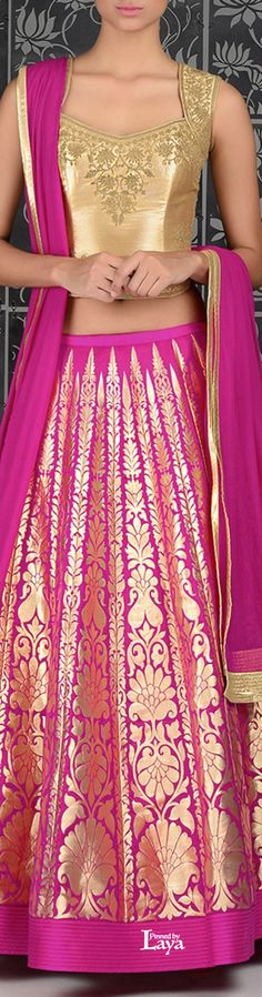 Best Traditional Indian clothing store from the house of Asopalav. Choose from our largest collection of the latest Indian wedding clothes. India Fashion, Ethnic Fashion, Asian Fashion, Indian Bridal Lehenga, Indian Bridal Wear, Indian Attire, Indian Ethnic Wear, Indian Dresses, Indian Outfits
