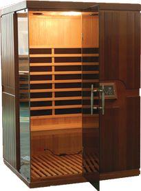 solarspa far infrared sauna