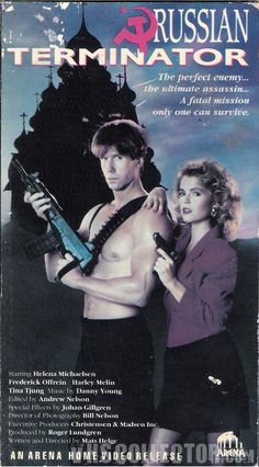 Russian Terminator (1989)