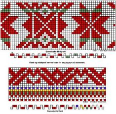 Ties from Northern Sami areas - Vevstua Bull-Sveen Inkle Weaving, Inkle Loom, Christmas Sweaters, Holiday Decor, Ties, Bands, Patterns, Tie Dye Outfits, Block Prints