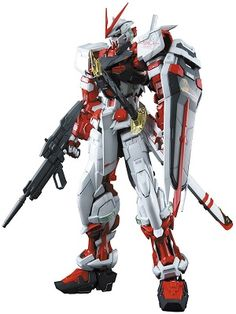 Secretly in development for 4 years, the PG Gundam Astray Red Frame makes its big debut.