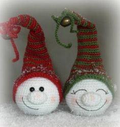 Snowy Pixies with free pattern by placing order and receiving it via email (do the best ya can to fill out the form).