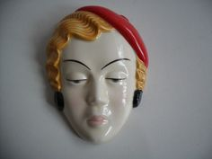 1000 Images About Wall Masks On Pinterest Goldscheider