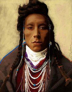 Arizona Apache by Craig Nelson