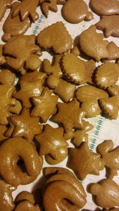 Gingerbread Cookies, Desserts, Food, Tailgate Desserts, Ginger Cookies, Meal, Dessert, Eten, Meals