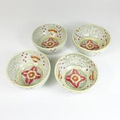 Talavera Cereal Bowls, Various Designs