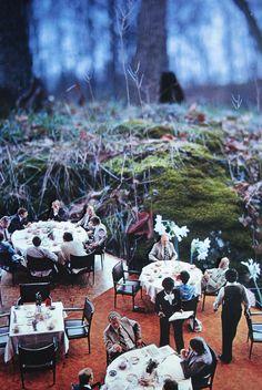 Dinner and a Movie, www.turckart.blogspot.com