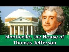 This week, Nicole takes us on a tour of Monticello, the home of Thomas Jefferson. Not only was he the architect behind the Declaration of Independence, but t. Thomas Jefferson Children, Interior Design History, Gazebo, Outdoor Structures, Tours, Architecture, Presidents, Youtube, Kids