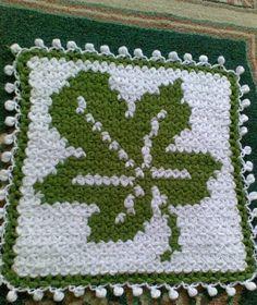 yeşil yaprak desenli sabun bezi modeli