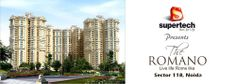 Supertech New Outstanding project Supertech Romano based on Roman Living. Project Located At Sector 118 Noida. Supertech Romano offers 2/ bhk luxury Units with affordable price. for further details about project like specification, payment plan and booking details visit us at http://www.supertechnoidaromano.com and also call us at 92894-92894