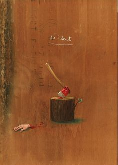 A – Oliver Jeffers (Illustrated Alphabet at the Small Print)