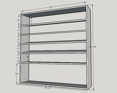 If you're looking for shoe storage for an active family, then this easy DIY is for you. Free building plans to make your own super-sized shoe rack with room for everything from ski boots to flip flops. Build A Shoe Rack, Shoe Rack Plans, Wood Shoe Rack, Diy Shoe Rack, Shoe Racks, Shoe Rack For Sale, Large Shoe Rack, Shoe Shelf Diy, Diy Shoe Storage