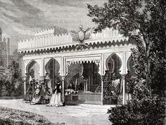 """Laurent ANTOINE """"LeMog"""" - World Expo Consultant: Le Maroc à l'Exposition universelle de 1867 à Pari..."""