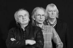 Alan White, Steve Howe, Chris Squire