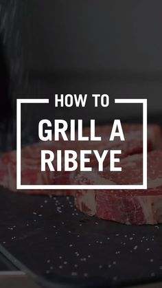How to grill the perfect ribeye steak in just five simple steps on a gas or charcoal grill (thaw, preheat grill, season, grill, and rest). The well-marbled ribeye is perfect for summer grilling with its rich, buttery and juicy texture. Cook perfect medium-rare steaks - or your desired doneness and temperature - with our simple video tutorial and ribeye grilling guide.