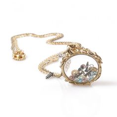disney+couture | disney couture gold plated timekeeper necklace disney couture gold ...