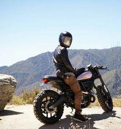 B N Xe Ducati Scrambler