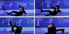 Harry Styles Falls While Ice Skating: Shooting New One Direction Video? | Cambio