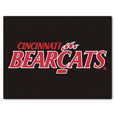 Collegiate All-Star Cincinnati Area Rug