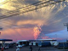 Beautiful Volcano Images