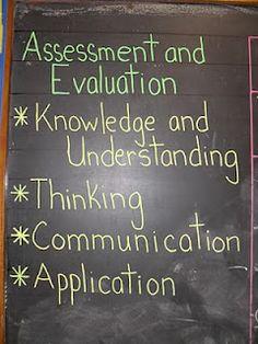 Ontario Teaching Blog