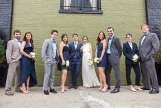 Real Brooklyn Modern Jewish Wedding from Sarah Hoppes Photography, Part II