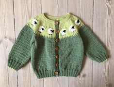 106 A, baby spencer med hulmønster Knitting For Kids, Baby Knitting Patterns, Baby Patterns, Free Pattern, Copenhagen, Children, Sweaters, Design, Inspiration