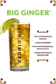 The Big Ginger