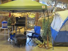 Going Camping?  Check Bass Pro Shops First!