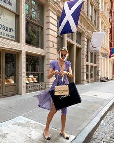 Chanel Outfit, Chanel Flats, Elsa Hosk, 70s Fashion, Korean Fashion, Fashion Weeks, Vintage Fashion, Style Rock, Saint Laurent