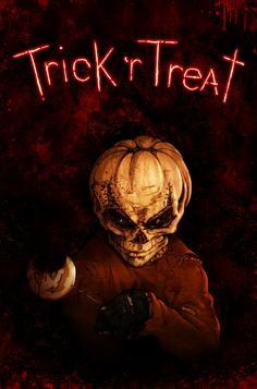 trick 'r treat by TemptingTradgedy.deviantart.com on @deviantART  I LOVE Sam, he's the cutest little thing I've ever seen in a horror anthology film