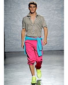 This looks like a highlighter pack! and I wish to wear it!