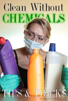 Breast-cancer risk highest among women who reported the most use of cleaning products and air fresheners. Many of the most dangerous chemicals will not be not listed on the label. This article has a list of natural cleaners Green Cleaning, Spring Cleaning, Oil Stains, Household Cleaners, Diy Cleaners, Hygiene, Cleaning Hacks, Cleaning Products, Household Products