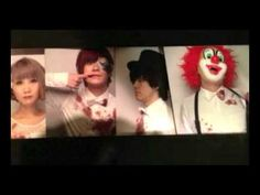 """End Of The World Profile    End Of The World (known as """"SEKAI NO OWARI"""" in Japan) came out of nowhere and made a huge impact on the music scene in 2010.  4 members make up End Of The World: """"PEACE"""", Leader, Vocal & Guitar / """"1"""" ,Guitar, Sound Producer; """"SAORI"""", Piano, Stage Producer / """"DJ LOVE"""", Sound Selector, 'The funny guy' who wears a clown mas..."""