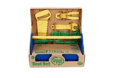@Greentoys Tool Box Set, perfect gift for any occasion as well - available at: http://www.naturebumz.com/green-toys-tool-set.html