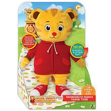 """Daniel Tiger Plush - Tolly Tots - Toys """"R"""" Us  For the girl"""