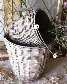 <3 these baskets