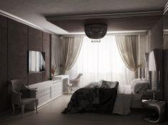 Дизайн интерьера, визуализация фото, Москва | Комарова Елена Алексеевна